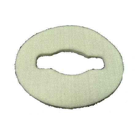 Felt Number - Filter Queen Dome Cover Deodorizing Felt Filter for Top Cap, for applying fragrance to donut style felt filter, Mfg Number TFN-31F