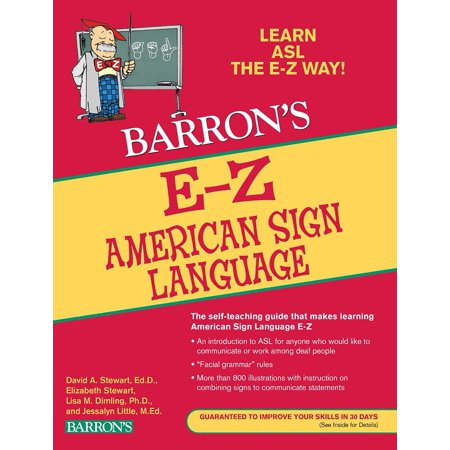 E-Z American Sign Language - Halloween British Sign Language