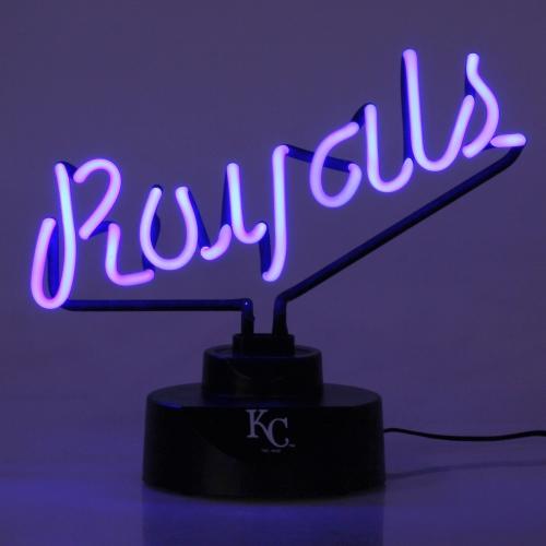 Kansas City Royals Script Neon Light - No Size