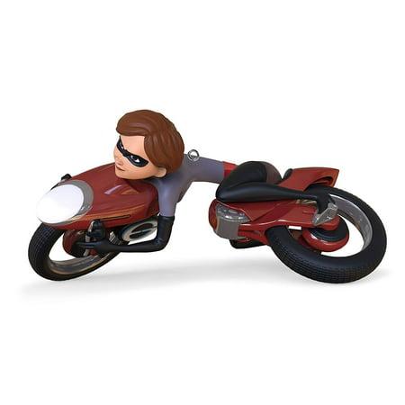 Hallmark 2018 Ornament - Elastigirl Rides Again - Disney Pixar Incredibles 2 - Disney Storybook Ornaments