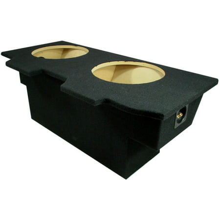 Custom Car Chevy Camaro 93-02 Dual 12 Subwoofer Enclosure Bass Speaker Sub Box