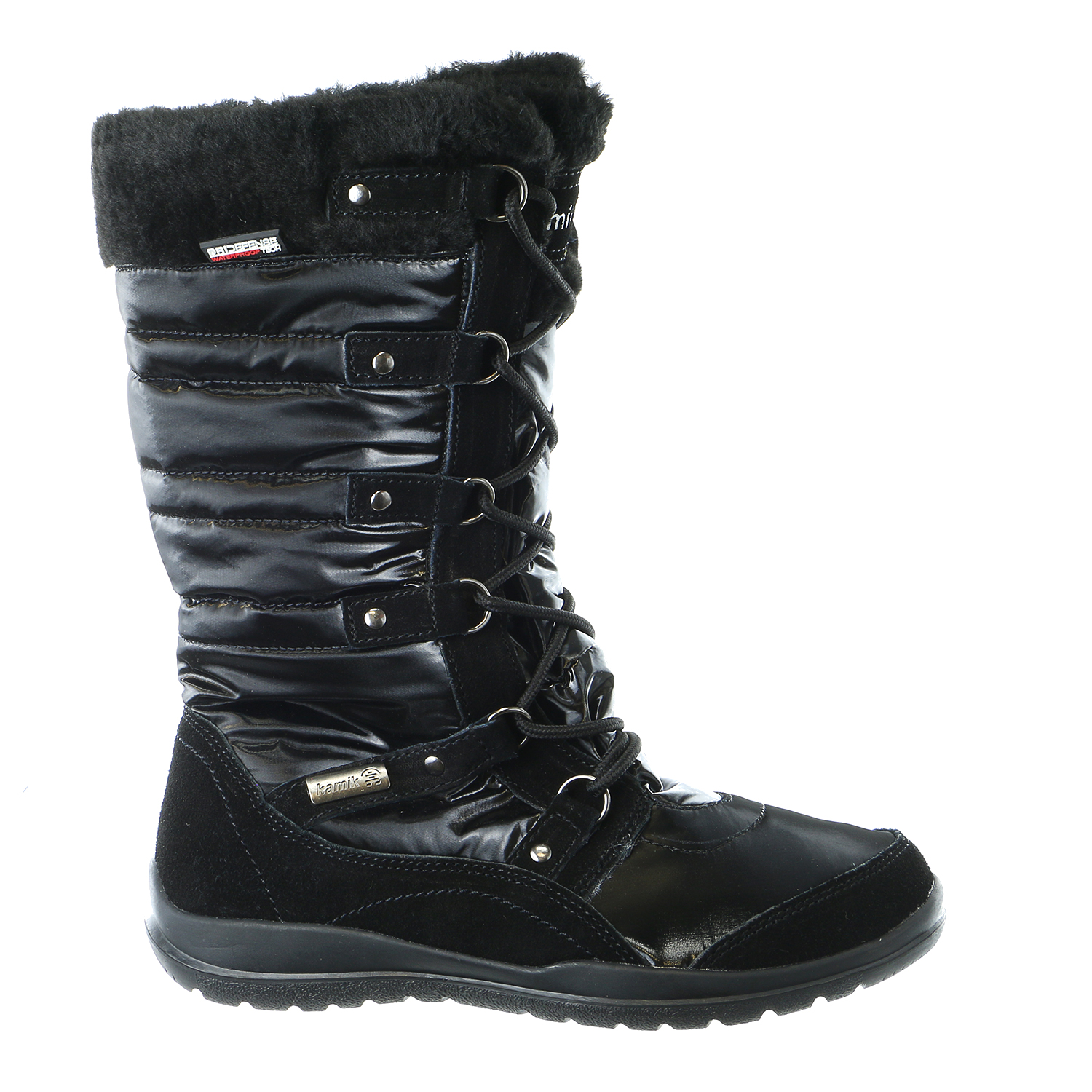 Kamik Valletta Insulated Winter Snow Boot Shoe - Womens