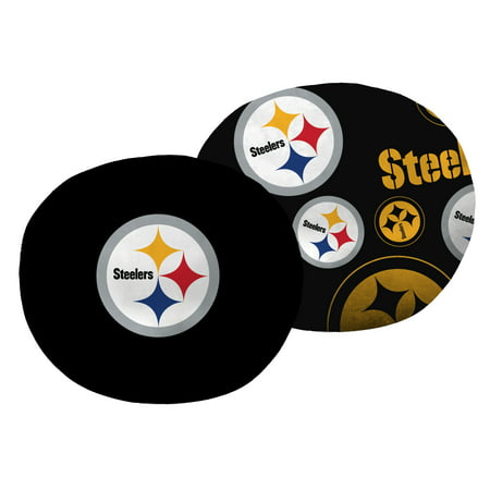 "NFL Pittsburgh Steelers 11"" Cloud Pillow, 1 Each"