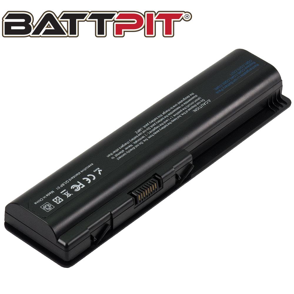 BattPit: Laptop Battery Replacement for HP Pavilion dv6-2150us 462890-151 484170-002 509458-001 HSTNN-IB72 KS527A KS527AA NH493AA