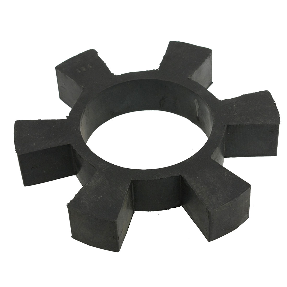 Unique Bargains 154mm 6 1/16  Rubber Buffer Damper Coupler Coupling Insert Spider Cushion Pad