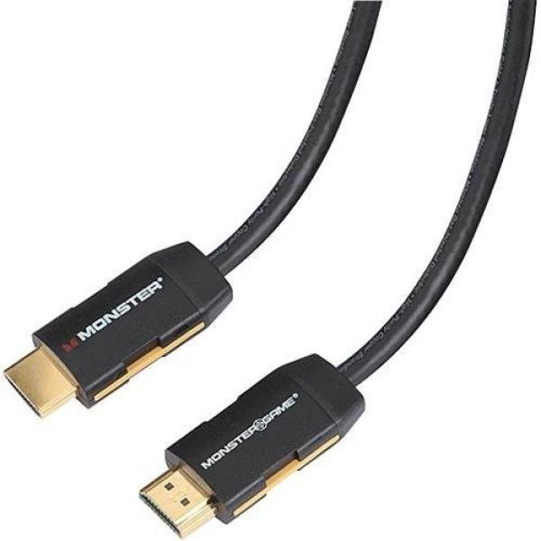Monster Cable GA-PS3-HDMI2 HDMI Cable PlayStation 3 - 8 Foot