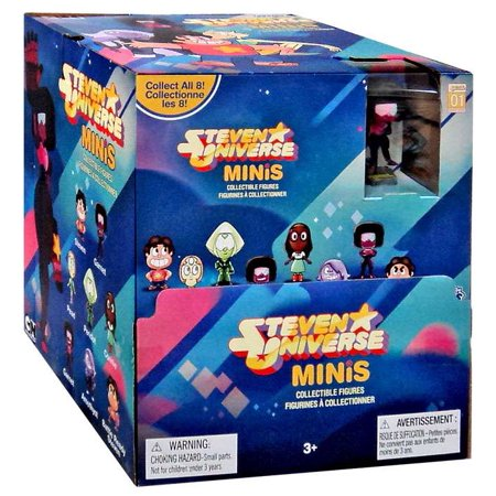 Steven Universe Original Minis Series 1 Mini Figure Mystery Box