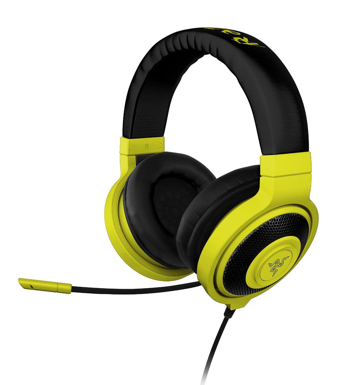 Kraken Pro Neon Yellow - Gaming Headset
