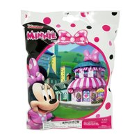 Minnie Mouse 6PK Glitter Bows