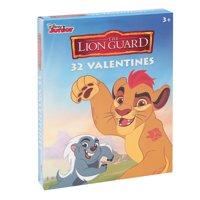 32ct Lion Guard Valentine Cards