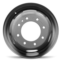 "Road Ready 17"" Steel Wheel Rim 2011-2016 Chevy Silverado 3500 GMC Sierra 3500"