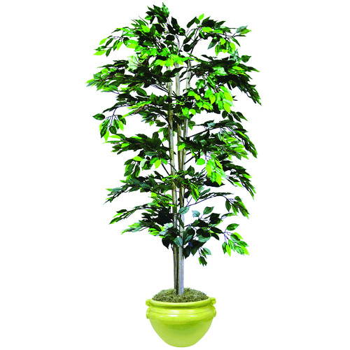 Artistic Products NuDell Artificial Ficus Tree