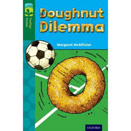 Oxford Reading Tree Treetops Fiction : Level 12 More Pack C: Doughnut Dilemma
