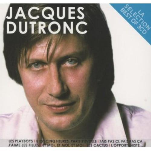 Jacques Dutronc La Selection [CD] by