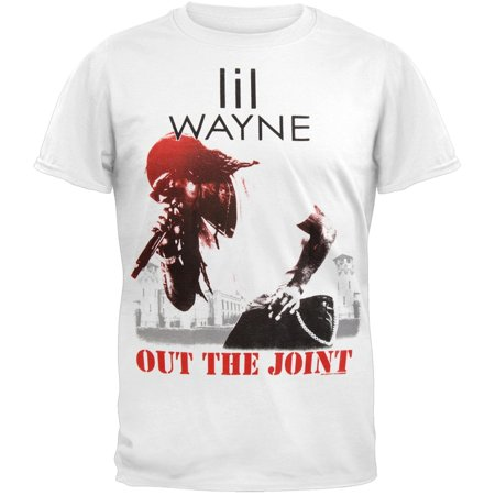 Lil Wayne - Out The Joint T-Shirt (Best Lil Wayne Verses)