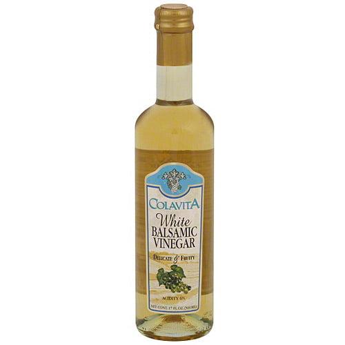Colavita White Balsamic Vinegar, 17 oz (Pack of 6) by Generic