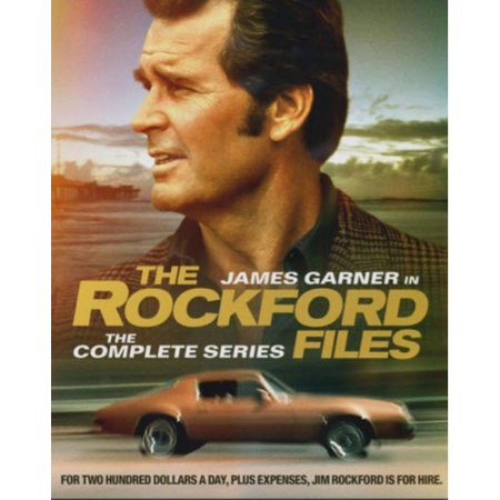 The Rockford Files The Complete Series Walmart Com