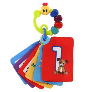 Baby Einstein Shapes And Numbers Discovery Cards by Baby Einstein