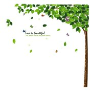 Tree Pattern PVC Removable Wall Sticker Art Mural Decal Wallpaper Ornament