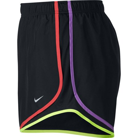 45b23b2261e Nike - Nike Womens Plus Size Tempo Dri-Fit Track Shorts - Walmart.com
