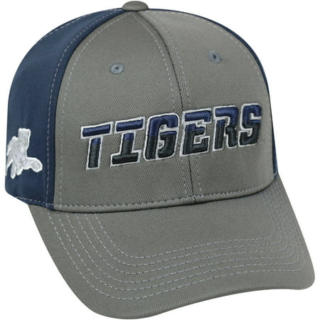 University Of Jackson State Tigers Grey Two Tone Baseball Cap](Link Hat)