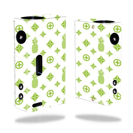 Skin Decal Wrap for Hana Modz V3 DNA 40 mod sticker vape Lime (Best Dna 200 Mod)