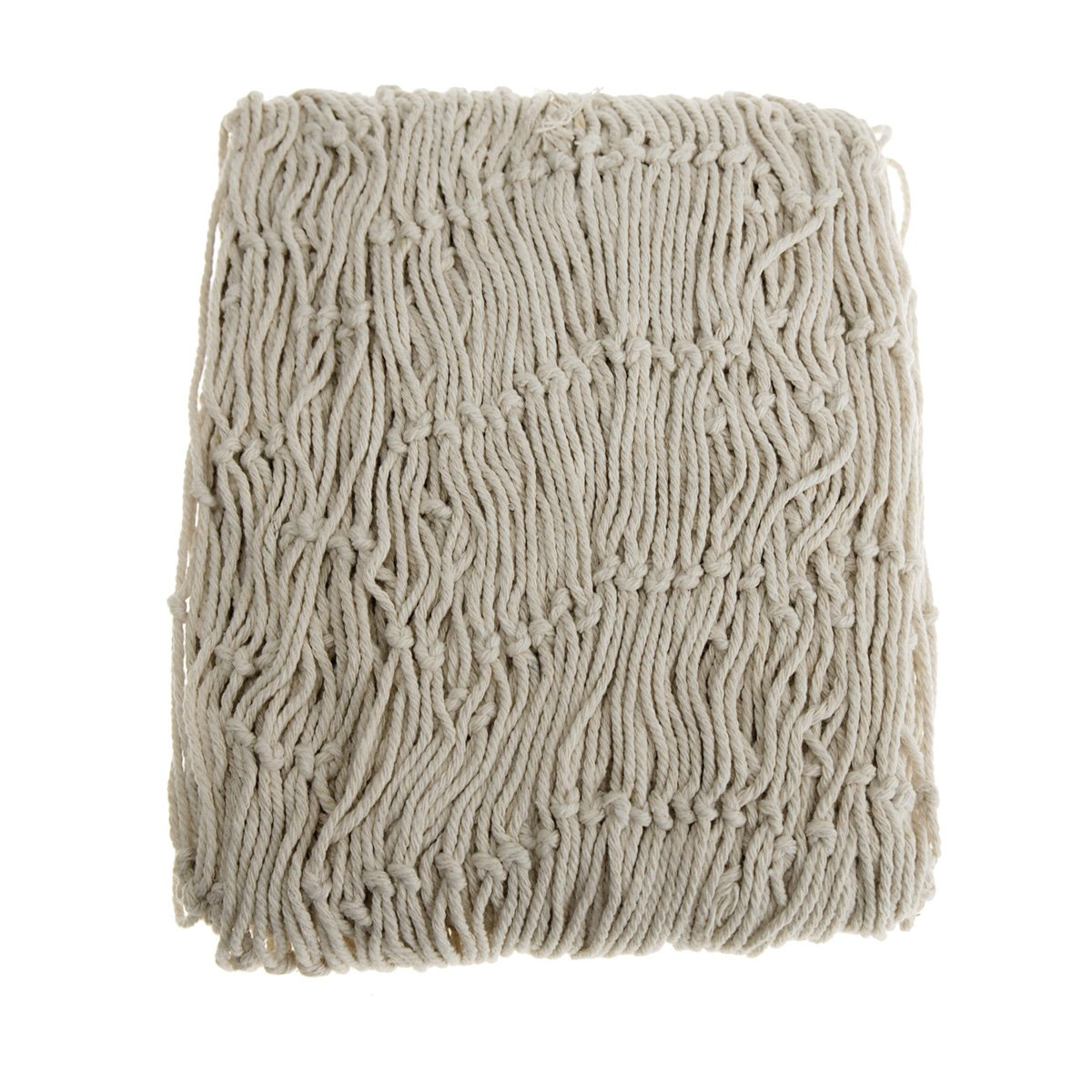 Fish Netting Rope Party Theme Decor, Ivory, 6.6-Feet