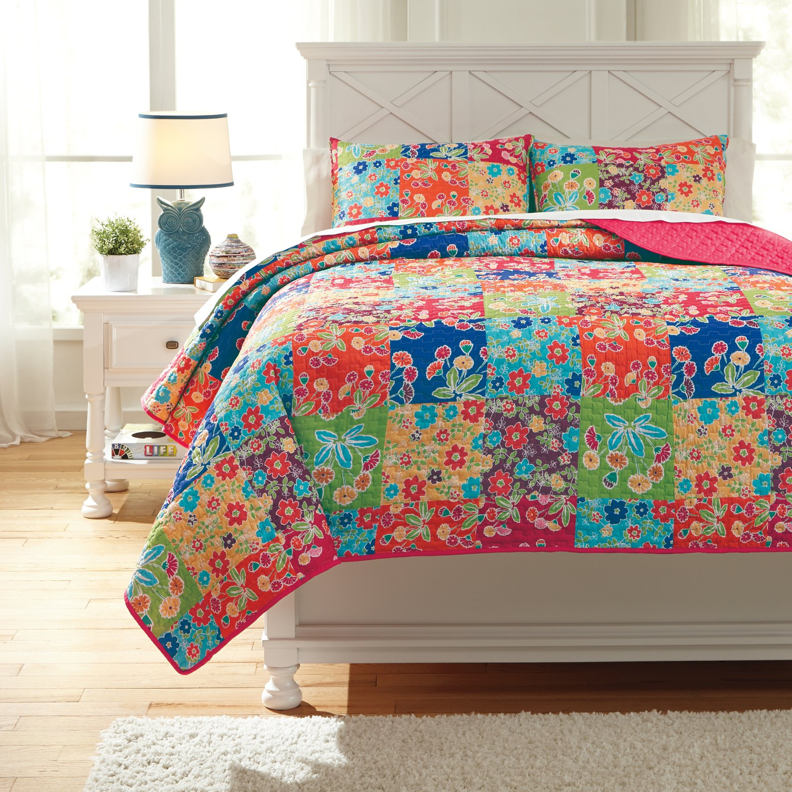 Belle Chase Quilt Set by Signature Design by Ashley