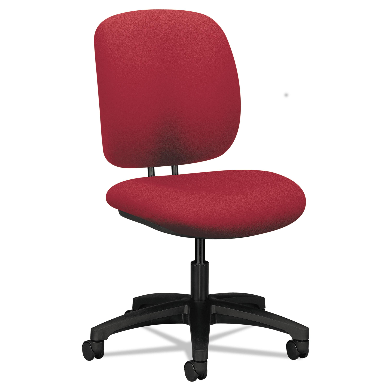 HON ComforTask Task Swivel Chair, Marsala
