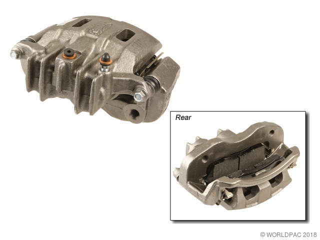 Motorcraft BRCK14139 Disc Brake Caliper Repair Kit