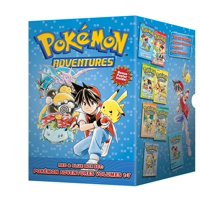 Pokmon Adventures Red & Blue Box Set : Set Includes Vol. 1-7