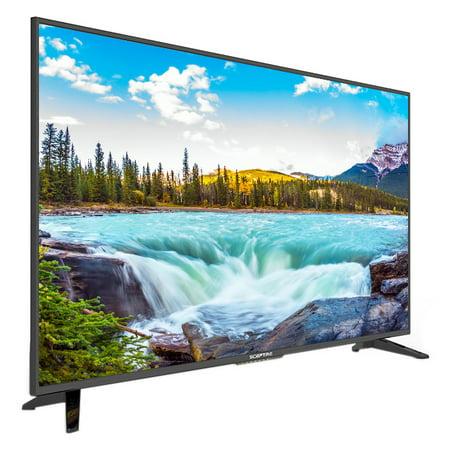 """Best Sceptre 50"""" Class FHD (1080P) LED TV (X505BV-FSR) deal"""