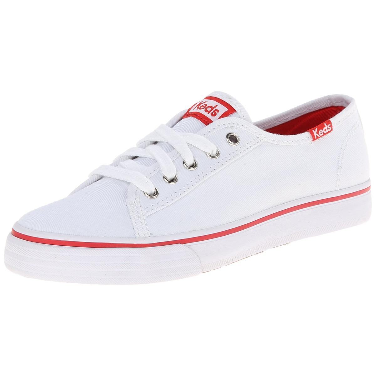 Keds Double Up Girls White Sneakers by Keds