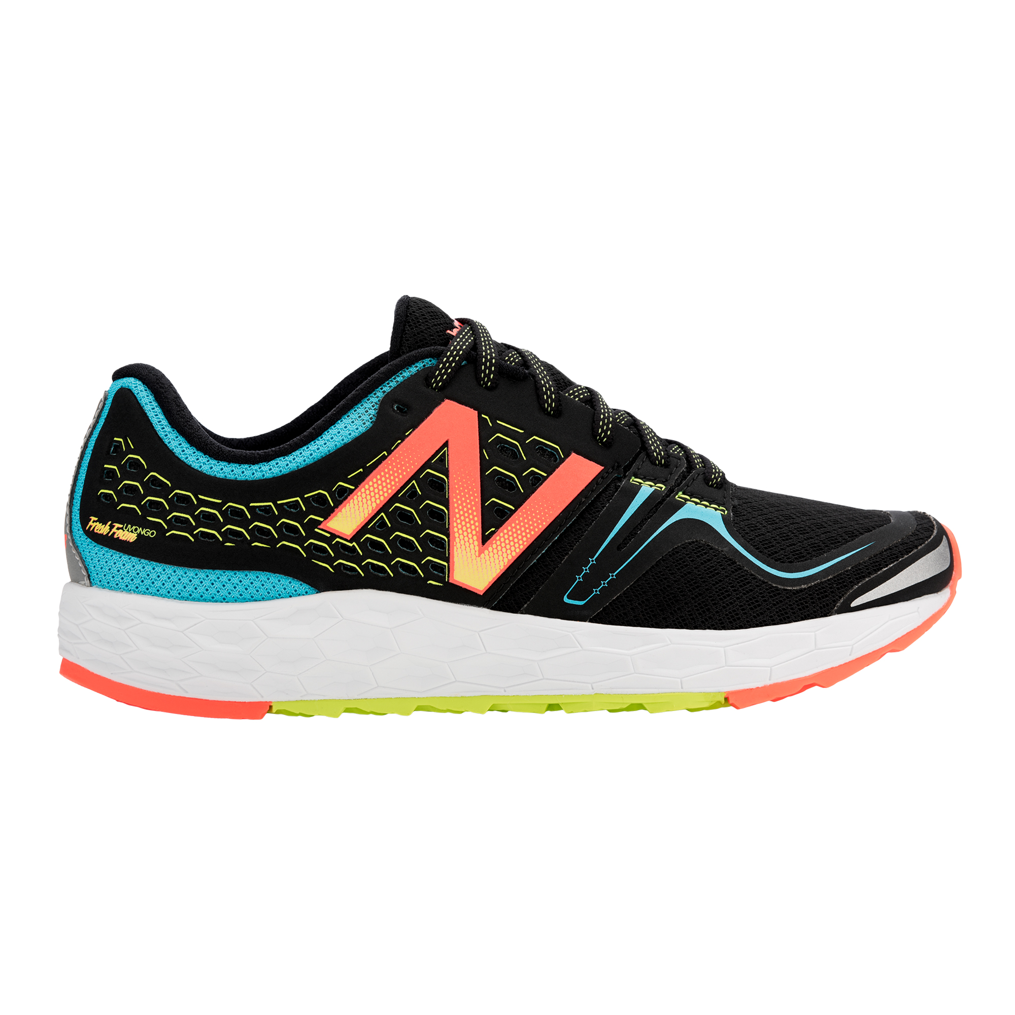 New Balance MVNG Round Toe Synthetic Running Shoe by New Balance