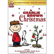 A Charlie Brown Christmas: 50th Anniversary Deluxe Edition (Full Frame, ANNIVERSARY DELUXE) by WARNER HOME VIDEO
