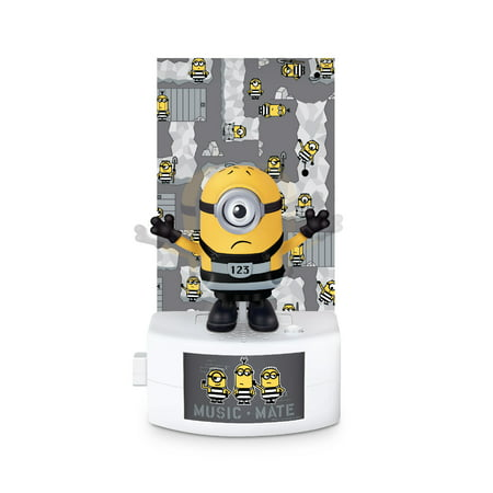 Despicable Me 3 Minion Music-Mate Jail Time Carl with Voice and Music - Tim Minion