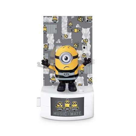 Despicable Me 3 Minion Music-Mate Jail Time Carl with Voice and Music](Despicable Me Minion Toys)