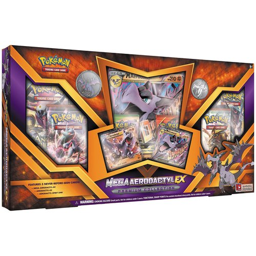 Pokemon Mega Aerodactyl Box