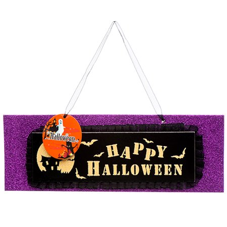 Halloween Toes Designs (New 357046 Hh Plaque Wassorted Design (24-Pack) Halloween Cheap Wholesale Discount Bulk Seasonal Halloween Can Fish And Sea)