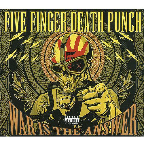 War Is the Answer (Explicit) (CD/DVD)