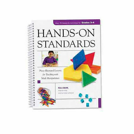 Learning Resources Hands-On Standards, Gr. 3/4 Book
