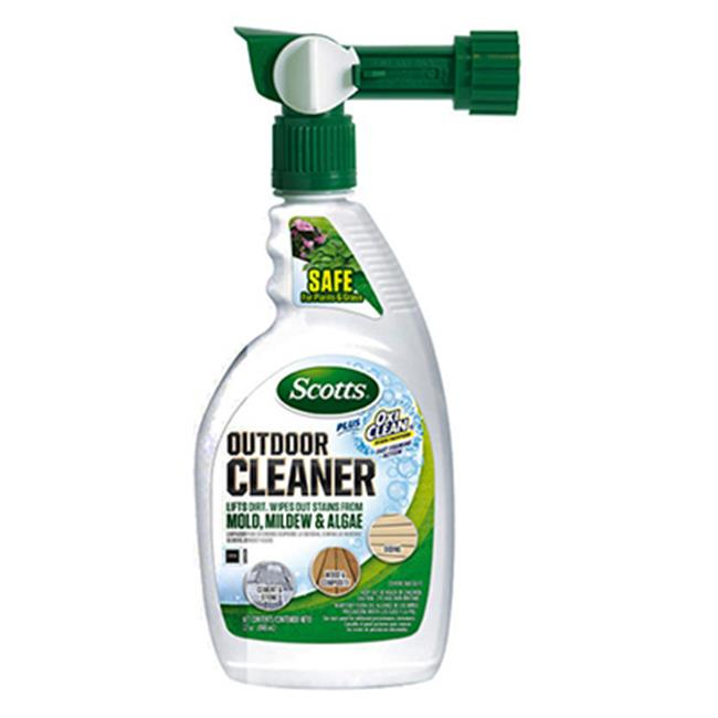 Scotts 51060 32 oz. Outdoor Cleaner Plus OxiClean