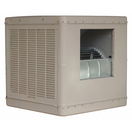 ESSICK AIR Ducted Evaporative Cooler,4000to4500cfm N40/45S