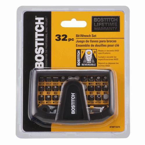 Bostitch 32Pc Specialty Bit Set , BTMT72275
