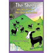 TheSheep Who Was Afraid of Her Own Reflection - eBook