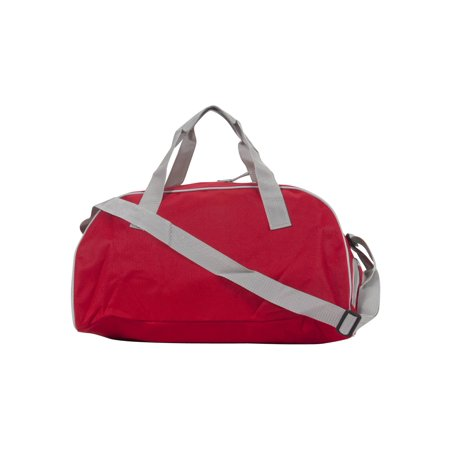 Varsity Sports Duffle Bag, Red - image 1 de 2