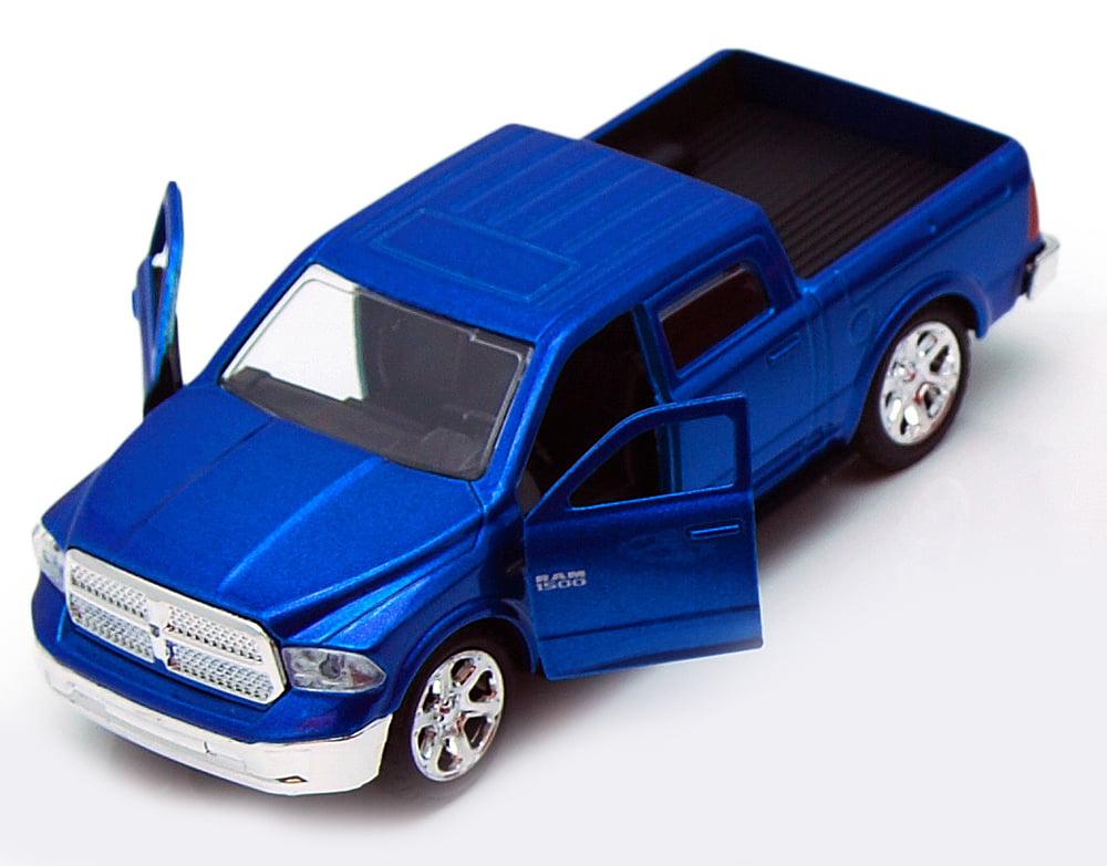 Dodge Ram 1500 Pickup Truck, Blue Jada Toys Just Trucks 97015 1 32 scale Diecast Model Toy... by Jada