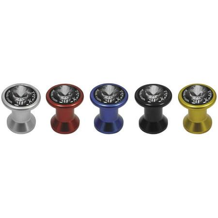 - Keiti BB280B Swingarm Spool - 8mm - Mini - Blue