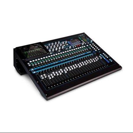 Allen & Heath Qu-24 Rackmountable 24-Channel Digital Mixer, (Best 24 Channel Digital Mixer)