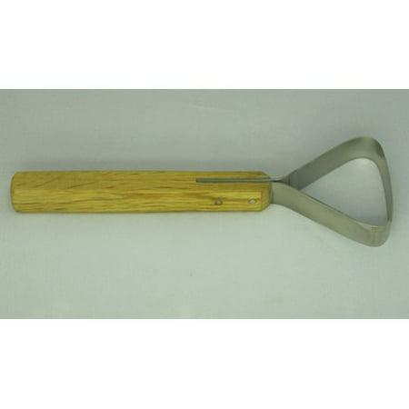 Fleshing Tool - Caribou Large Fleshing Tool Trapping Knives